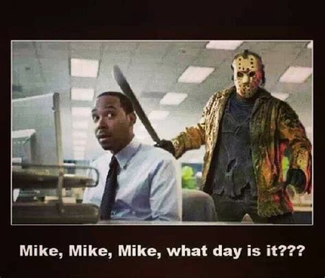 Funny Friday The 13th Memes - friday the 13th chuckles pinterest