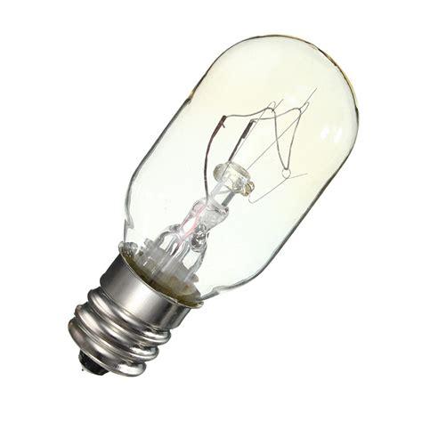 120v 15w light bulb 15w 25w 120v e12 incandescent glass led light bulb