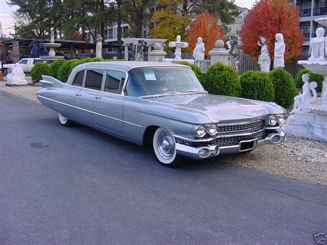 1959 Cadillac Limousine by 1959 Cadillac Limousine Bad Cars