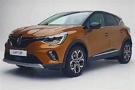 Renault Captur 2020 by New 2020 Renault Captur Crossover Leaked Auto Express