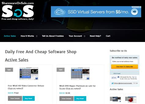 Shareware Giveaway - shareware on sale daily free and discounted software offers ghacks tech news