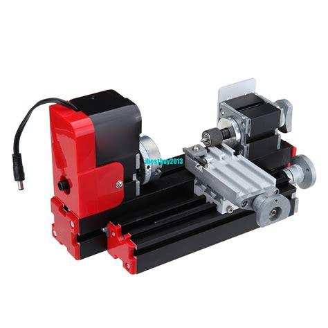 mini woodworking lathe mini metall motorized lathe machine drehbank drehmaschine