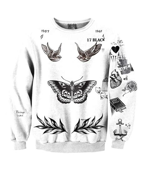 harry styles tattoo hoodie harry styles tattoo sweater on the hunt