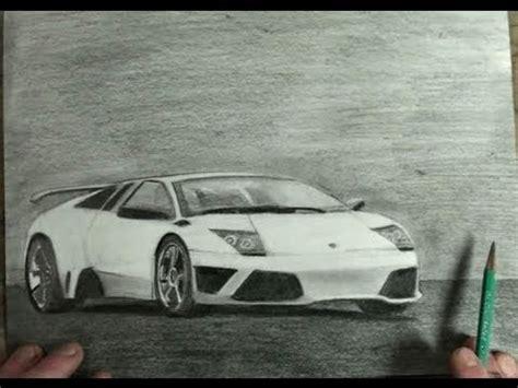 How To Get A At Lamborghini How To Draw Lamborghini Gallardo Step By Step Car Drawing