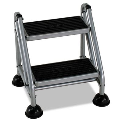 Cosco Rolling Commercial Step Stool by Cosco 174 Nationwide Industrial Supply