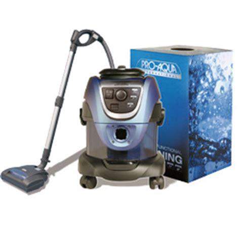 Vacuum Cleaner Pro Aqua proaqua water based canister vacuum american vacuum company