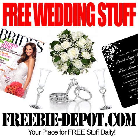 Wedding Stuff by Free Wedding Stuff Freebie Depot