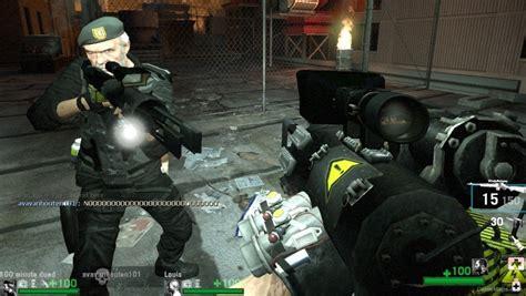 railgun for hunting rifle sound left 4 dead gamemaps