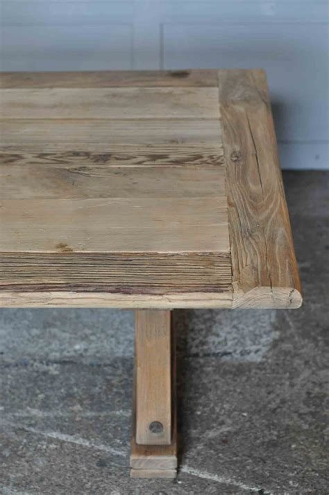 reclaimed solid elm rustic coffee table reclaimed solid elm rustic coffee table