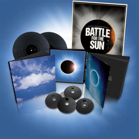libro siege in the sun battle for the sun placebo limited edition diatonico