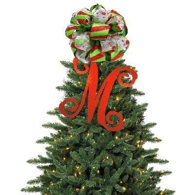 monogram christmas tree topper 13 best images about scroll saw it on wood letters script fonts and scroll saw patterns