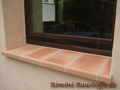 Fensterbank Farbe by Appuise Moulure Occitan Fensterb 228 Nke Aus Ton