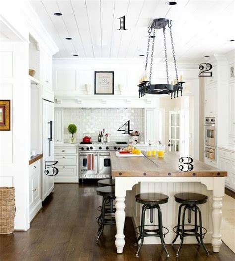 5 ways to get this look dreamy white farmhouse kitchen infarrantly creative