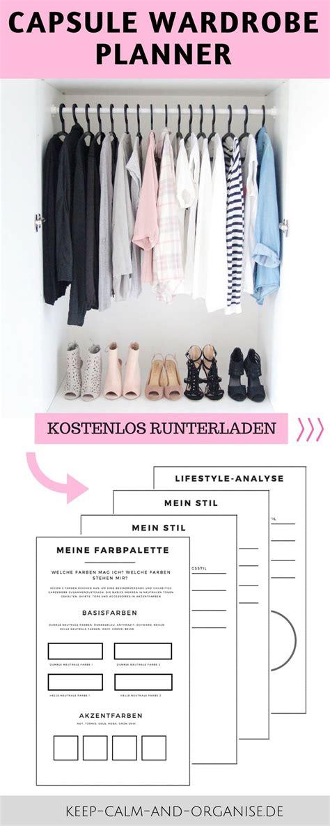 kleiderschrank ideen 2699 minimalistische garderobe capsue wardrobe minimalismus