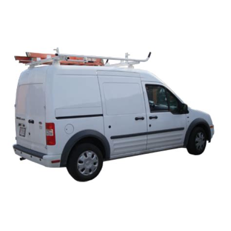 Ford Connect Racking by Ford Transit Connect Ladder Rack For 2013