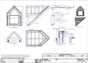 dormer window construction plans banbury innovations architects lounge dwg drawings
