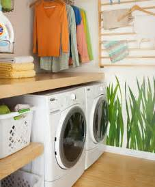 home design makeover 20 small laundry room ideas white and clean solutions