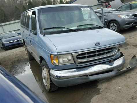 buy car manuals 1998 ford club wagon on board diagnostic system 1998 ford club wagon for sale at copart ellwood city pa lot 26554077