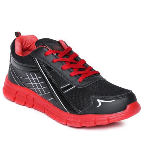 black athletic shoes sparx black athletic sport shoe price in india buy sparx
