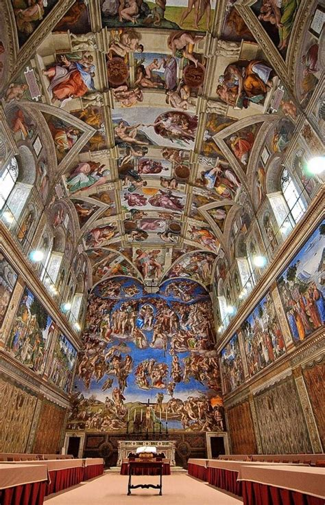 Why Is The Sistine Chapel Ceiling Important michelangelo s sistine chapel vatican