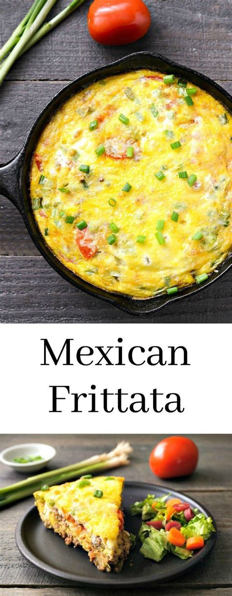Link Scrumptious Frittata by Best 25 Mexican Breakfast Recipes Ideas On