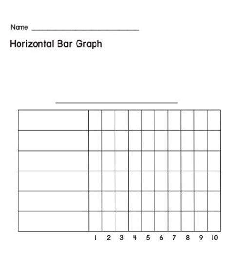 bar graph printable template 25 best ideas about bar graph template on