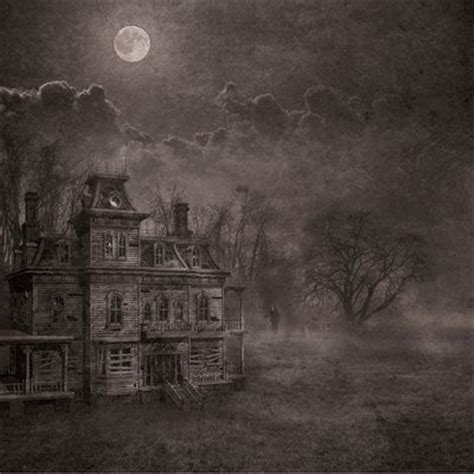Haunted House Essay by Goosebumps Haunted House 12 X 12 Paper Scrapbook Paper