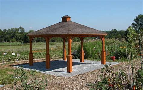 Hip Roof Pavilion Plans Pavilion Planes And Building On