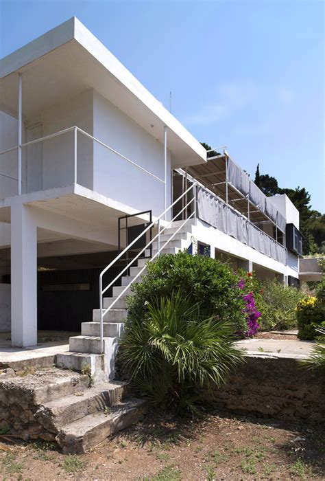 eileen home design inc images from the much anticipated restoration of eileen gray s e 1027 archdaily