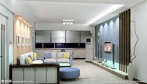 客厅设计图 3d作品 3d设计 设计图库 昵图网nipic