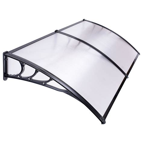 Awning Sun Canopy Window Door Canopy Awning Sun Shade Hollow Sheet Garden