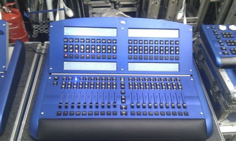 whole hog lighting desk used wholehog iii package by high end systems item 25548