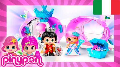 carrozza principesse pinypon carrozza principessa giochi per bambine tutta