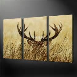 buy 3 wall painting pictures print on canvas