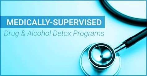 Detox Programs In Oregon by Medically Supervised And Detox Programs