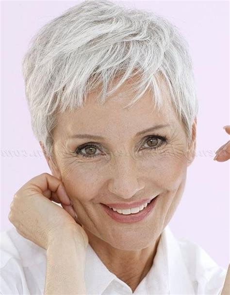 short hair styles for grey hair pinerest 15 collection of short trendy hairstyles for over 50