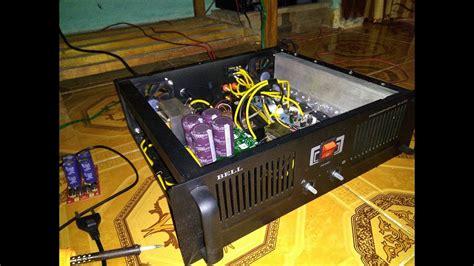 Power Lifier Ocl 400 Watt test power li ocl 400 watt 2 set sanken pakai lagu pop dan dangdut