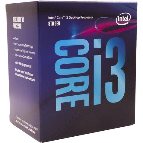 Intel I3 7350k Intel Lga 1151 Processor intel i3 8300 3 7 ghz lga 1151