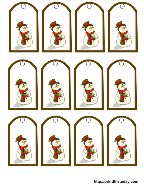 Nice What To Do In Christmas #3: Free-printable-christmas-gift-tags-templates-20836.png