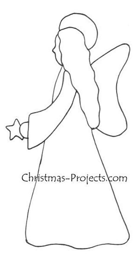 free christmas craft patterns