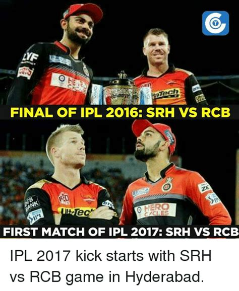 Rcb Memes - 25 best memes about hyderabad hyderabad memes