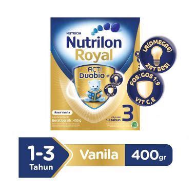 Nutrilon Royal 3 800g Vanila jual formula nutrilon pronutra 3 4 terbaru