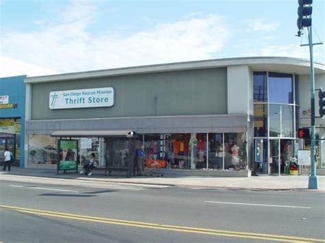 l stores san diego san diego rescue mission thrift store park san