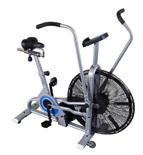 what is a fan bike endurance dual stationary fan bike
