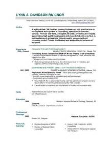 nursing resume builder template design