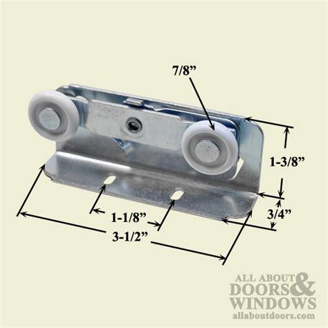 pocket door wheels pocket door hardware rollers all