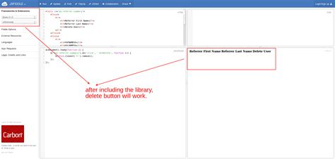 Document Referrer Jquery html table delete tr using jquery stack overflow