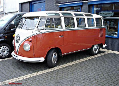 The Samba Volkswagen by Rumour Volkswagen Microbus Coming Back In 2015 Team Bhp