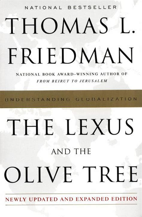 friedman lexus and the olive tree 301 moved permanently