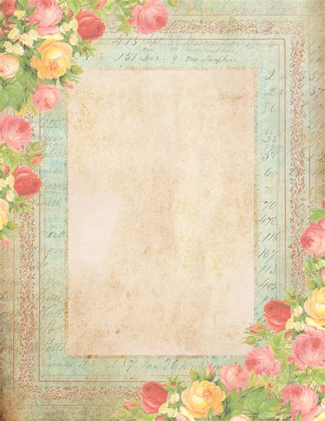 vintage writing paper lilac lavender may 2012